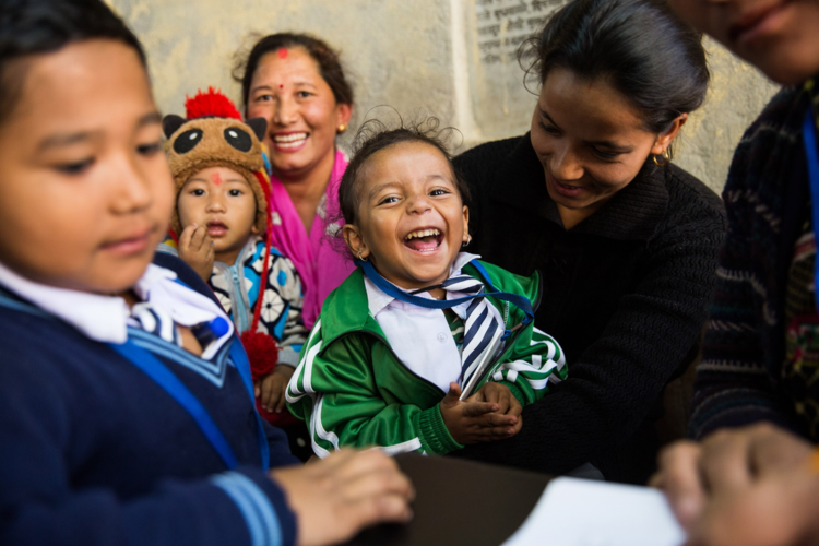 On November 20, 2017, Nepal saw the successful launch of a trial aiming to assess the impact of typhoid conjugate vaccines (TCVs) in preventing typhoid among children, vaccinating the first of 20,000 children against typhoid. This vaccination trial is part of the Typhoid Vaccine Acceleration Consortium (TyVAC). Funded by the Bill and Melinda Gates Foundation, TyVAC aims to generate evidence on TCV impact, and accelerate the use of TCVs in countries with significant typhoid burden.